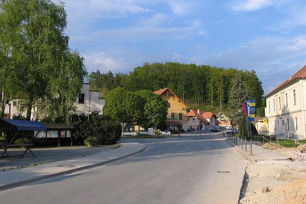 Video snemanje občinskih cest na območju občine Dobrna, Savinjska regija