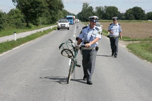 Takšne kazni vas bodo doletele, če boste pijani na kolesu