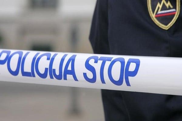 Policijska ura v Sloveniji!