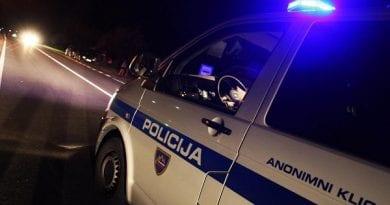 Policijsko poročilo 19.11.2018, Savinjska regija