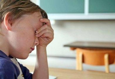 Šok: simptomi depresije se pojavijo pri tretjini mladih