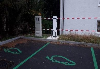 Električni polnilnici za avtomobile, Laško, Savinjska regija