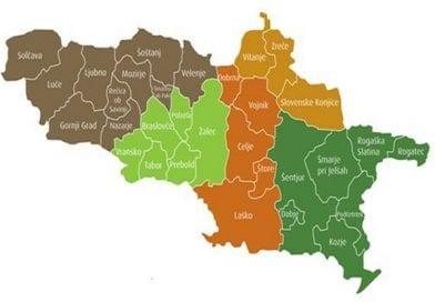 Poglejte si izide volitev v Savinjski regiji