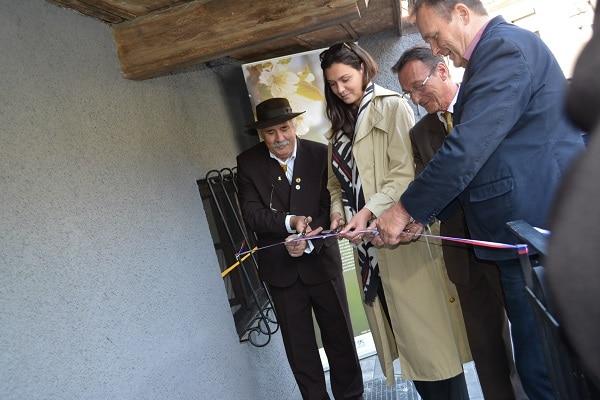 Slavnostna otvoritev Čebelarskega centra Laško, Savinjska regija