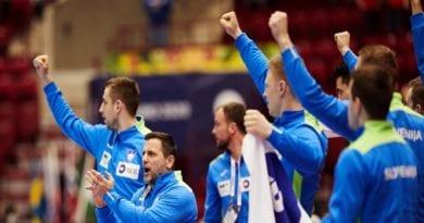 Evropska rokometna zveza spremenila razpored polfinalnih srečanj
