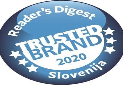 Bosch ponovno zmagovalec Trusted Brand 2020