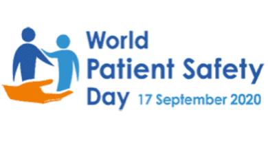 Ob svetovnem dnevu varnosti pacientov: varni zdravstveni delavci – varni pacienti