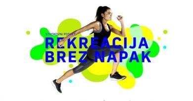 Strokovni posvet ob slovenskem dnevu športa – Rekreacija brez napak