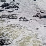 Pene na površini rek in jezer – kako prepoznati vzroke in kako ukrepati