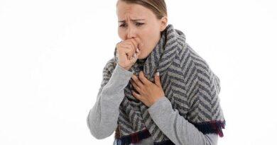 Značilni simptomi navadnega prehlada