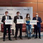Allianz veliki sponzor slovenskih olimpijskih športnikov