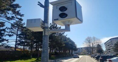 Dodatna radarska ohišja na željo krajanov in za večjo prometno varnost, Velenje, Savinjska regija