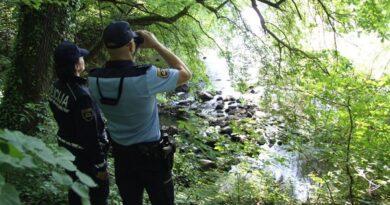 V naslednjih dneh bo policija izvajala poostren nadzor meje z Republiko Hrvaško