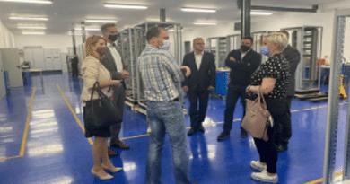 Župan Mestne občine Velenje nadaljuje razgovore z vodstvi gospodarskih družb, Savinjska regija