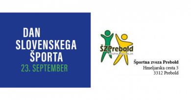 Dan slovenskega športa v Preboldu, Savinjska regija
