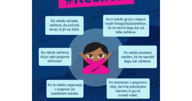 Slovenska policija v sodelovanju z Europolom in policijami nekaterih držav Zahodnega Balkana začenja kampanjo Reci ne!