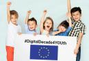 Povejte svoje mnenje o pravicah otrok na spletu: #DigitalDecade4YOUth